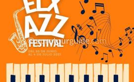 EuroTourGuide Elche Jazz Festival 30th June - 4th July 2021