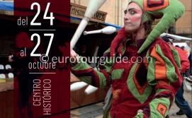 Elche 23rd Medieval Festival 24th-27th October 2019