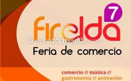 Elda 7th Commercial Fair Firelda 19th & 20th October 2019