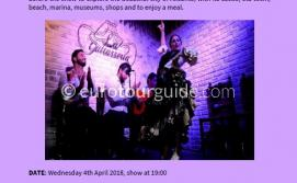 Coach Tour Flamenco Show & Alicante 4th April 2018