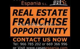 Casas Espania Franchise