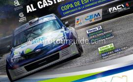 Guadalest Mountain Rally 4ª Subida al Castell de Guadalest 25th & 26th May 2018