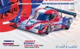 Guadalest Mountain Rally 5ª Subida al Castell de Guadalest 14th & 15th June 2019