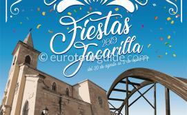 Jacarilla Fiesta Virgen del Belen 30th August - 9th September 2019