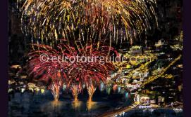 Javea Fiesta Mare de Déu de Loreto 24th August - 8th September 2019