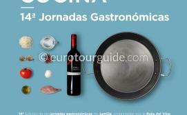 Jumilla 14th Gastronomy XIV Jornadas Gastronomicas 2019