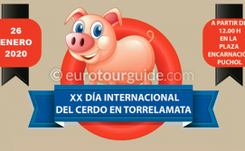 La Mata Day of the Pig Fiesta 26th January 2020