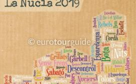 La Nucia August Fiesta 11th-18th August 2019