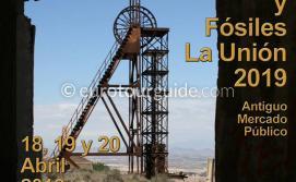 La Union 23rd Mineral and Fossil Exhibition 18th-20th April 2019