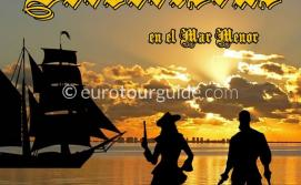 Los Alcazares Berber Pirates 13th-16th April 2017