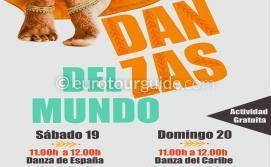 Los Alcazares International Dancing 19th & 20th May 2018