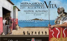 Los Alcazares Roman Festival 20th-22nd July 2018