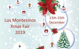 Los Montesinos 9th Christmas Market 13th-15th December 2019