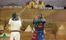 Monforte del Cid Medieval Market 20th-22nd April 2018