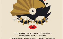 Moraira Carnival Parade 23rd February 2020
