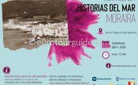 EuroTourGuide Moraira Free Guided Visit 8th November 2020