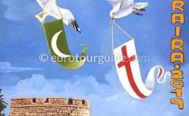Moraira-Teulada Moors and Christians Fiesta 7th-16th June 2019