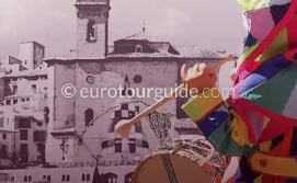 Moratalla Easter Parades and Drums Semana Santa y Tambores 2018