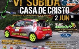 Moratalla 6th Mountain Rally 2nd June 2018