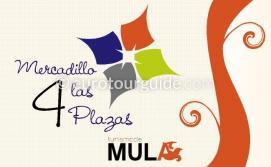 Mula artisan market 'Las Cuatro Plazas' or 'Four Squares' 2nd Sunday of every month 2015