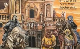 Murcia Moors and Christians Fiesta 9th-16th September 2019