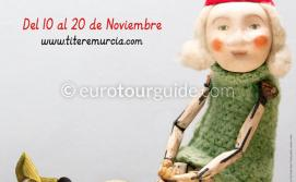 Murcia 16th International Puppet Festival 10th-20th November 2017