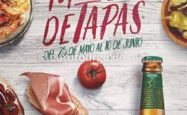 Murcia de Tapas 25th May - 10th June 2018