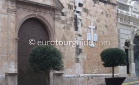 Places to visit in Pedreguer Costa Blanca Spain, Church is one of many things to do and places to visit