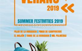 El Mojón Fiesta San Roque Programme 13th-16th August 2019