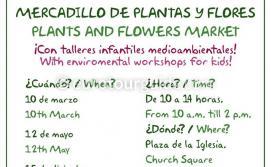 Pilar de la Horadada Flower and Plant Market 2019