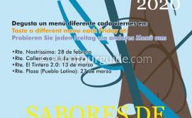 Pilar de la Horadada Tastes of Lent 28th February - 27th March 2020
