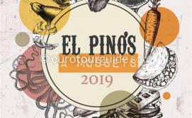 Pinoso 5th Tapas Route 7th - 17th November 2019