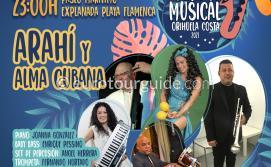 EuroTourGuide Playa Flamenca Orihuela Costa Summer Music 07-08-2021