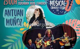 EuroTourGuide Playa Flamenca Orihuela Costa Summer Music 14-08-2021