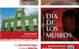 EuroTourGuide Coach Tours Rojales International Museum Day 22nd May 2021