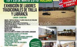 Roldan Trilla Fiesta 19th & 20th May 2018