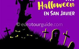 San Javier Halloween 31st October 2018