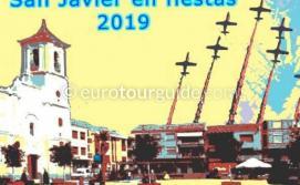 San Javier Fiesta in honour San Francisco Javier 22nd November - 8th December 2019