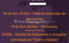 San Miguel de Salinas Halloween Parade 31st October 2019