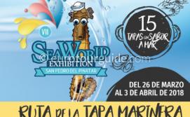 San Pedro del Pinatar Sea World Tapas Route 26th March - 3rd April 2018