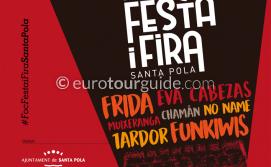 Santa Pola Foc Fair 5th-7th April 2019