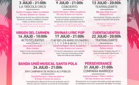 EuroTourGuide Summer Concerts Festes d'Estiu 2021