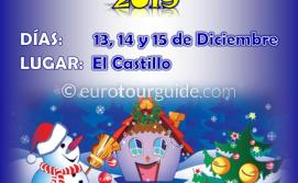Santa Pola Christmas Market 13th-15th December 2019