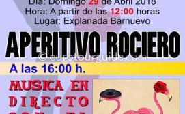 Santiago de la Ribera Sevillanas Fair 29th April 2018