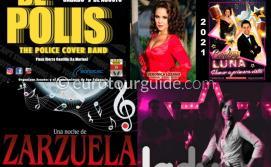 EuroTourGuide San Fulgencio Concerts Agosto 2021