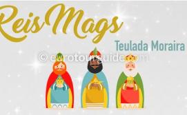 Teulada & Moraira Three Kings 5th January 2020