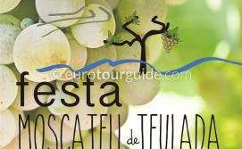 Teulada Moscatell Fiesta 31st August 2019