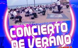 EuroTourGuide Torre de la Horadada Summer Concert  31st July 2021