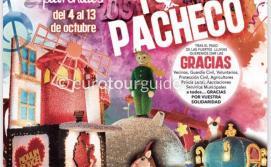 Torre Pacheco Patron Saint Fiesta del Rosario 4th-13th October 2019