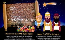 Torrevieja Three Kings 5th January 2019